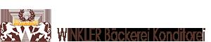 Bäckerei - Konditorei - Café - Winkler